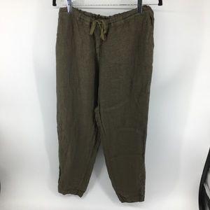 CP Shades Hampton Linen Pants NWOT